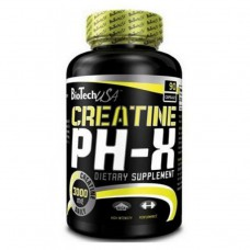 BioTechUSA Creatine PH-X 90 caps