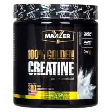 Maxler 100% Golden Creatine 300 gram