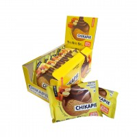 Chikalab Chikapie Protein Chocolate Cookie Арахис с начинкой