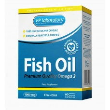 VP Lab Fish Oil 60 caps