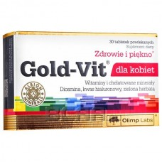 Olimp Gold-Vit для женщин 30 tabs
