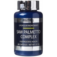 Scitec Nutrition SAW palmetto 60 caps