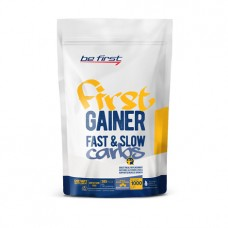 BeFirst First Gainer Fast & Slow Carbs 1000 gram