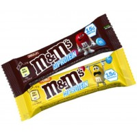 M&M hi protein bar 51 gramm