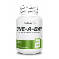 BioTechUSA One-A-Day 100 tabs