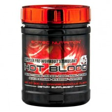 Scitec Nutrition Hot Blood 300 gr