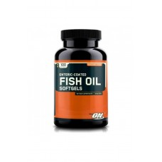 Optimum Nutrition Fish Oil Softgels 100 caps