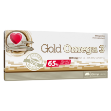 Olimp Gold Omega 3 1000 mg 60 caps