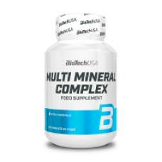 BioTechUSA MultiMineral Complex 100 tabs