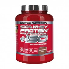 Scitec Nutrition 100% Whey Protein Professional Iso+ 2280 gram